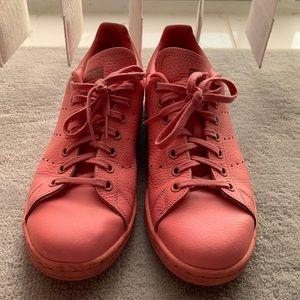 adidas stan smith in pink